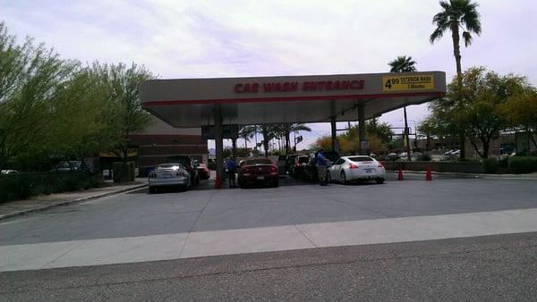 Full Circle Car Wash In Avondale Az