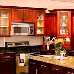 Kitchen bath amp stone cherry maple kitchen b2 pompano beach
