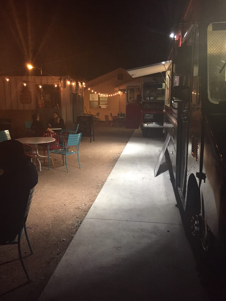 Richardson Food Truck Park Richardson Tx
