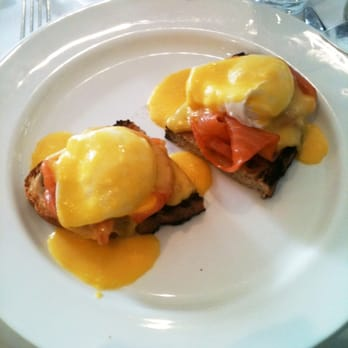 Eggs Royale, it could be better