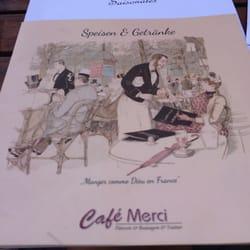 Café Merci, Kronberg, Hessen