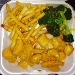 Mr hook fish chicken seafood restaurants for Hooks fish and chicken