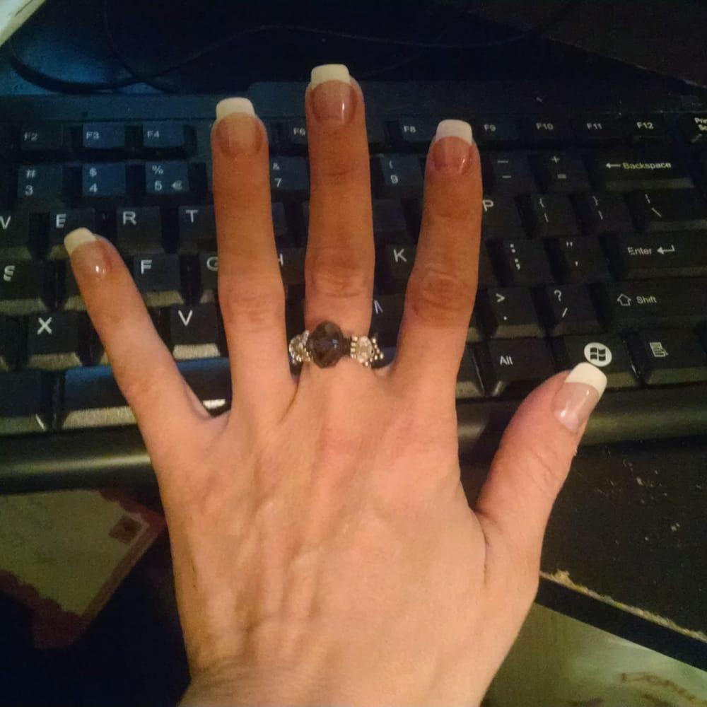 Mary vii nails hair salon spa nail salons san for Acrylic nail salon nyc