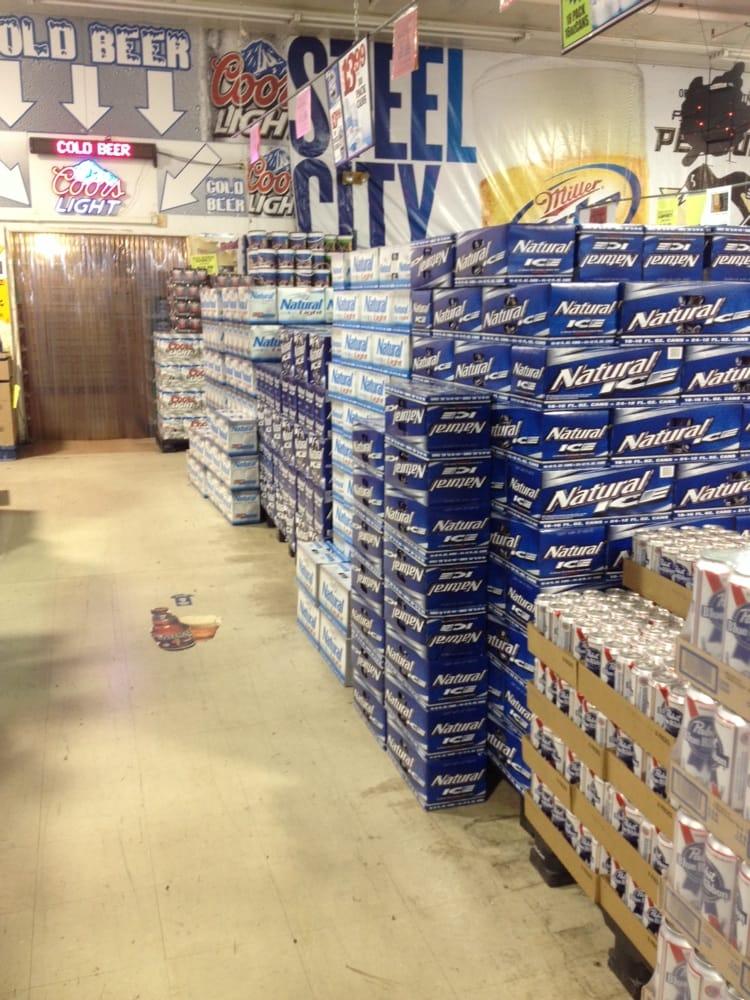 Natty Ice Logo Beer Minimum That 39 s a Lot of Natty Ice Pittsburgh pa United States