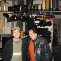 Herr Felsenheimer (Bela B) und Erol…