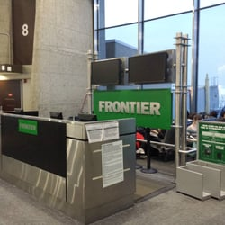 Frontier Airlines - Airlines - Shaw - Washington, DC ...
