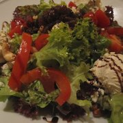 goat´s cream cheese salad with roasted…