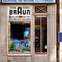 La clinique du rasoir électrique, Paris