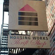 housing works thrift shop used vintage consignment