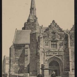 La chapelle Notre-Dame de la Clarté…