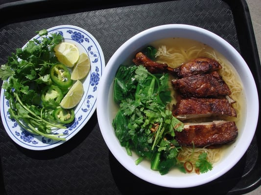 ... duck pho call it phuk cook the book duck phở duck pho jpg roasted