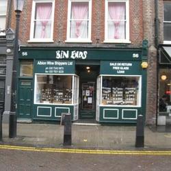 Bin Ends, London