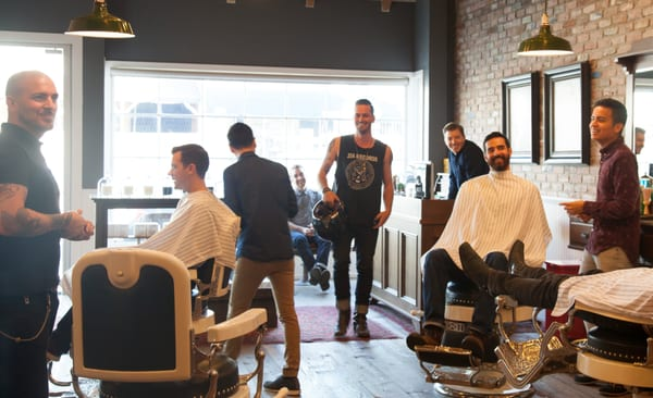Barber Jobs Near Me : Baxter Finley Barber & Shop - West Hollywood, CA, United States