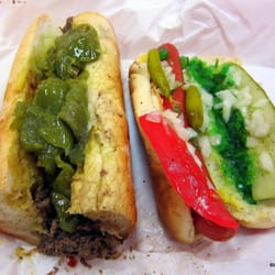 Luke's Italian Beef - Italian - The Loop - Menu - Yelp