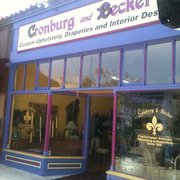 Cronburg & Becker - San Diego, CA, États-Unis. Come see us. Our store has been completely remodeled and we always have new furniture..accessories..fabrics..leather