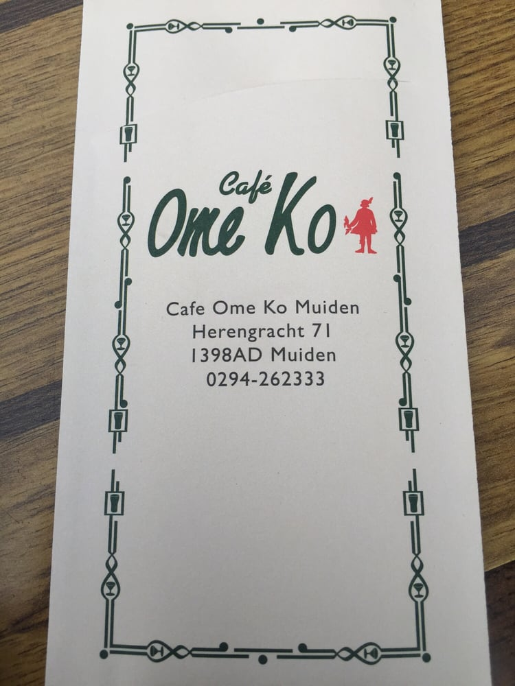 Photos for Cafe Ome Ko | Yelp