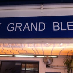 le grand bleu restaurant 16 quai g n durand s te h rault avis photos yelp. Black Bedroom Furniture Sets. Home Design Ideas