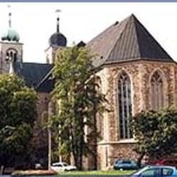 Kirche St. Sebastian, Magdeburg, Sachsen-Anhalt