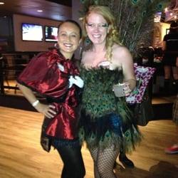 Yelp's Spooktacular Halloween Bash - With Sarah H!  Looking lovely! - Phoenix, AZ, Vereinigte Staaten