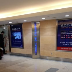 ACE-FX, Canary Wharf, London