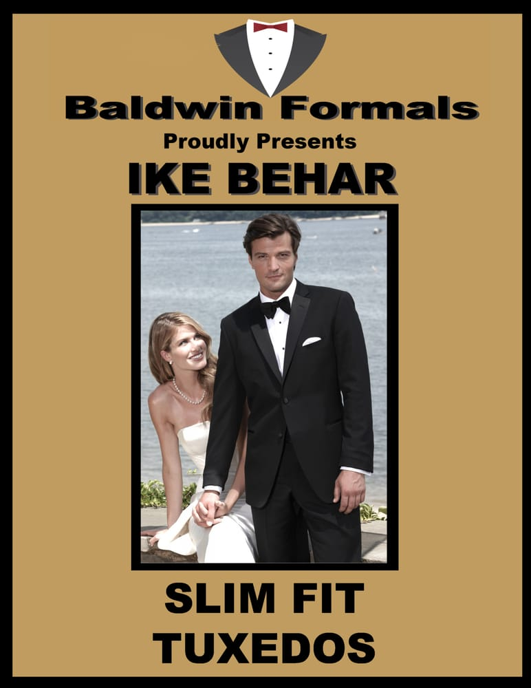 Rent Men's Designer Clothes Baldwin Formals Men s