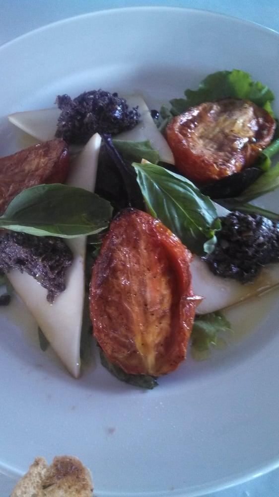 Smoked Mozzarella Caprese Salad Recipes — Dishmaps