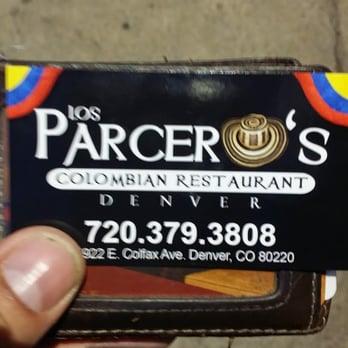 Colombian restaurant in denver