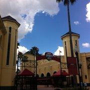 ESPN Wide World Of Sports Complex - Entrance to the complex. - Kissimmee, FL, Vereinigte Staaten