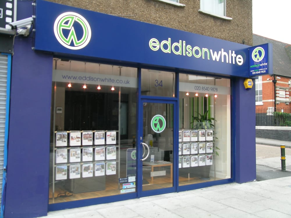 Eddison white agence immobili re colliers wood londres london royaume - Agence immobiliere londres location ...