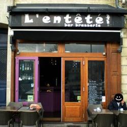 L'Entêté, Bordeaux