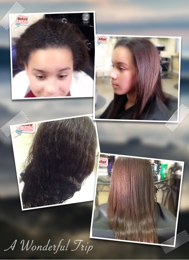 Good hair salons near me yelp