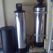 North Cal Water - 2.0 cubic foot softener and coconut shell carbon tank - Fremont, CA, Vereinigte Staaten