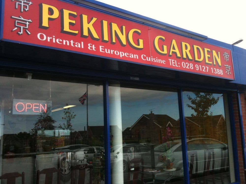 Peking Garden Chinese 17 Castle Street Newtownards Ards United Kingdom Reviews