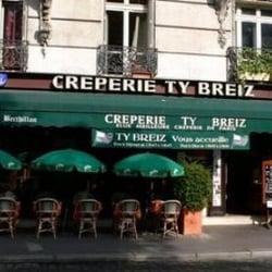 Ty Breiz, Paris