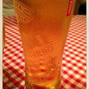Leckeres, italienisches Bier.