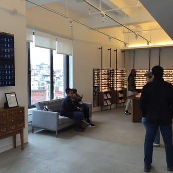 Warby parker new york city hq and showroom 35 photos for 1290 avenue of the americas sixth floor