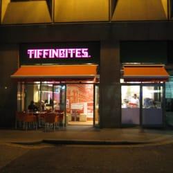 tiffin bites, London