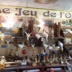 Le Jeu de l'Oie, Sarlat la Canéda, Dordogne