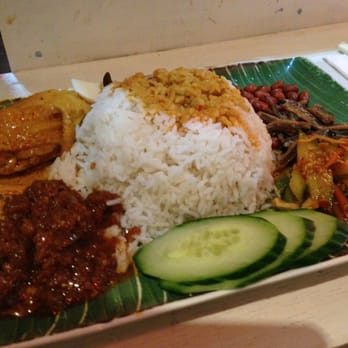 Nasi Lemak aka the Shizz from C&R