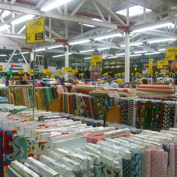 Michael levine 47 photos fabric stores downtown for Michaels crafts los angeles