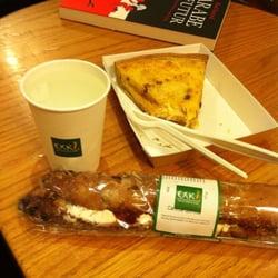 Exki - Gare Du Midi - Bruxelles, Belgique. Un snack en amoureux avant de rentrer sur Paris