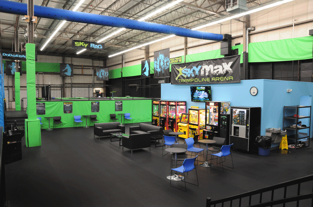 North Canton (OH) United States  city images : SkyMax Trampoline Arena North Canton, OH, United States