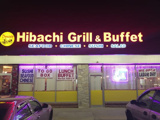Dynasty hibachi grill buffet springfield pa for Dynasty motors baltimore md