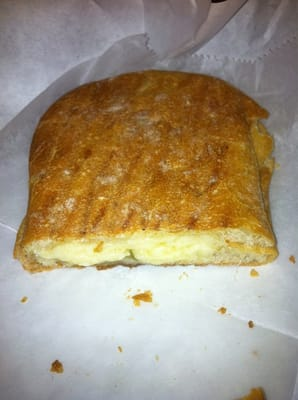 Lucy's Whey - Grilled Cheese & Garlic Pickle Sandwich - New York, NY, Vereinigte Staaten