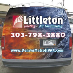 Littleton Heating & Air Conditioning logo