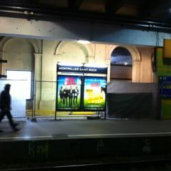 Gare de Montpellier Saint Roch, Montpellier