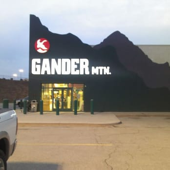 Welcome to Gander Outdoors. We will be your hometown outfitter - offering the best.