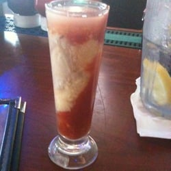 Rum Shack - Lake Worth, FL, États-Unis. Oyster shooter