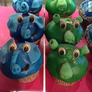 Hamley cuppie cakes!