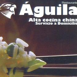 Restaurante Águila, Barcelona